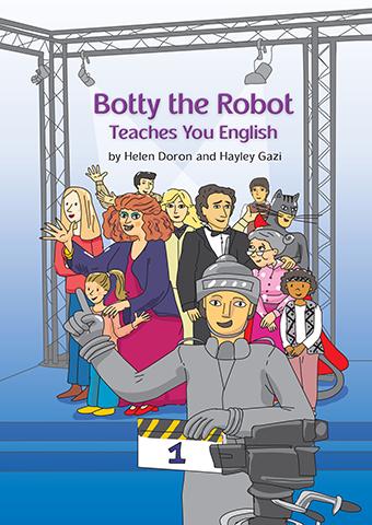 Veja aqui - Botty the Robot 