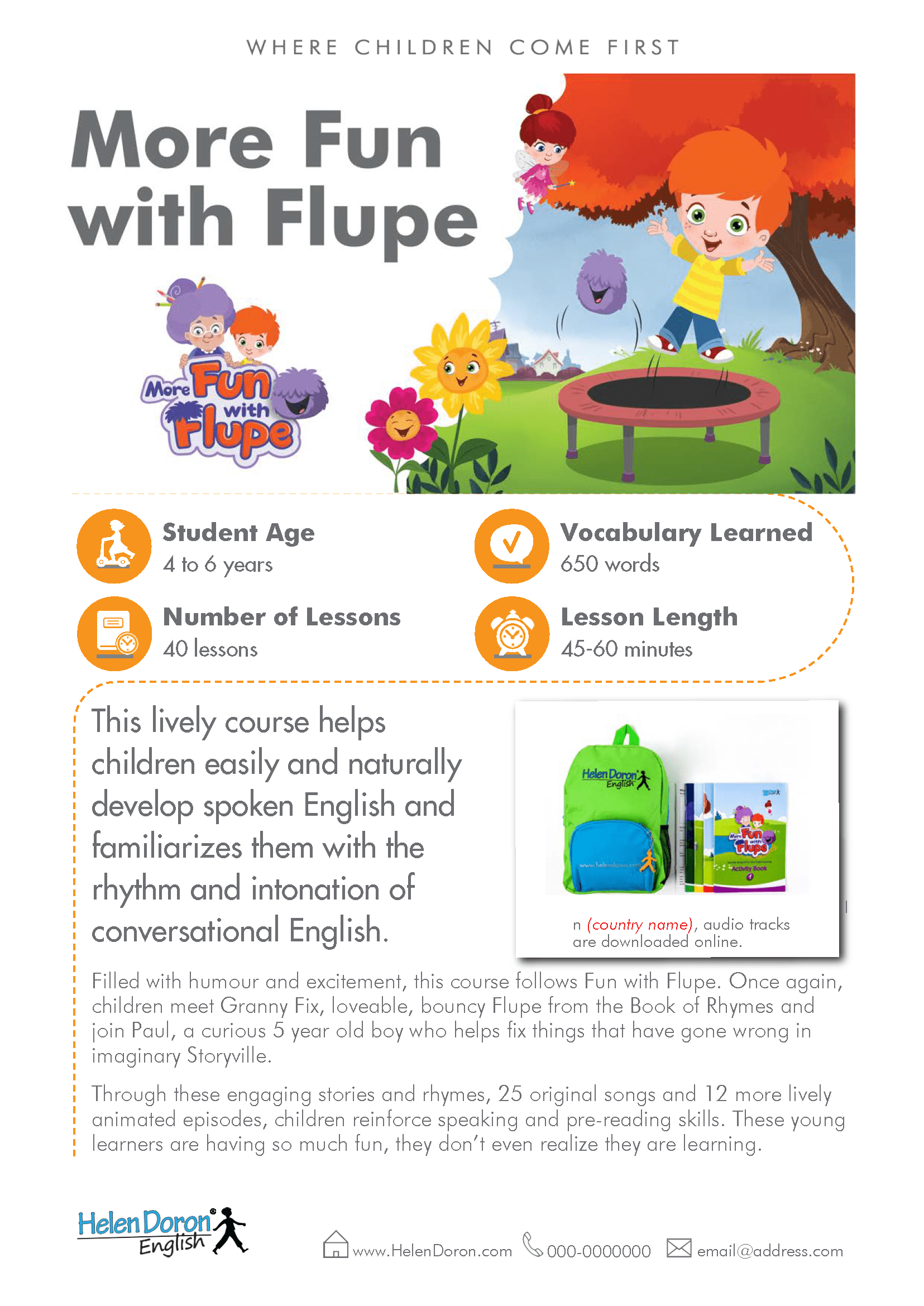 Download - More Fun with Flupe
