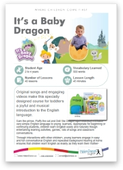 Download - It's a Baby Dragon
