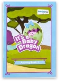 Veja aqui - It's a Baby Dragon