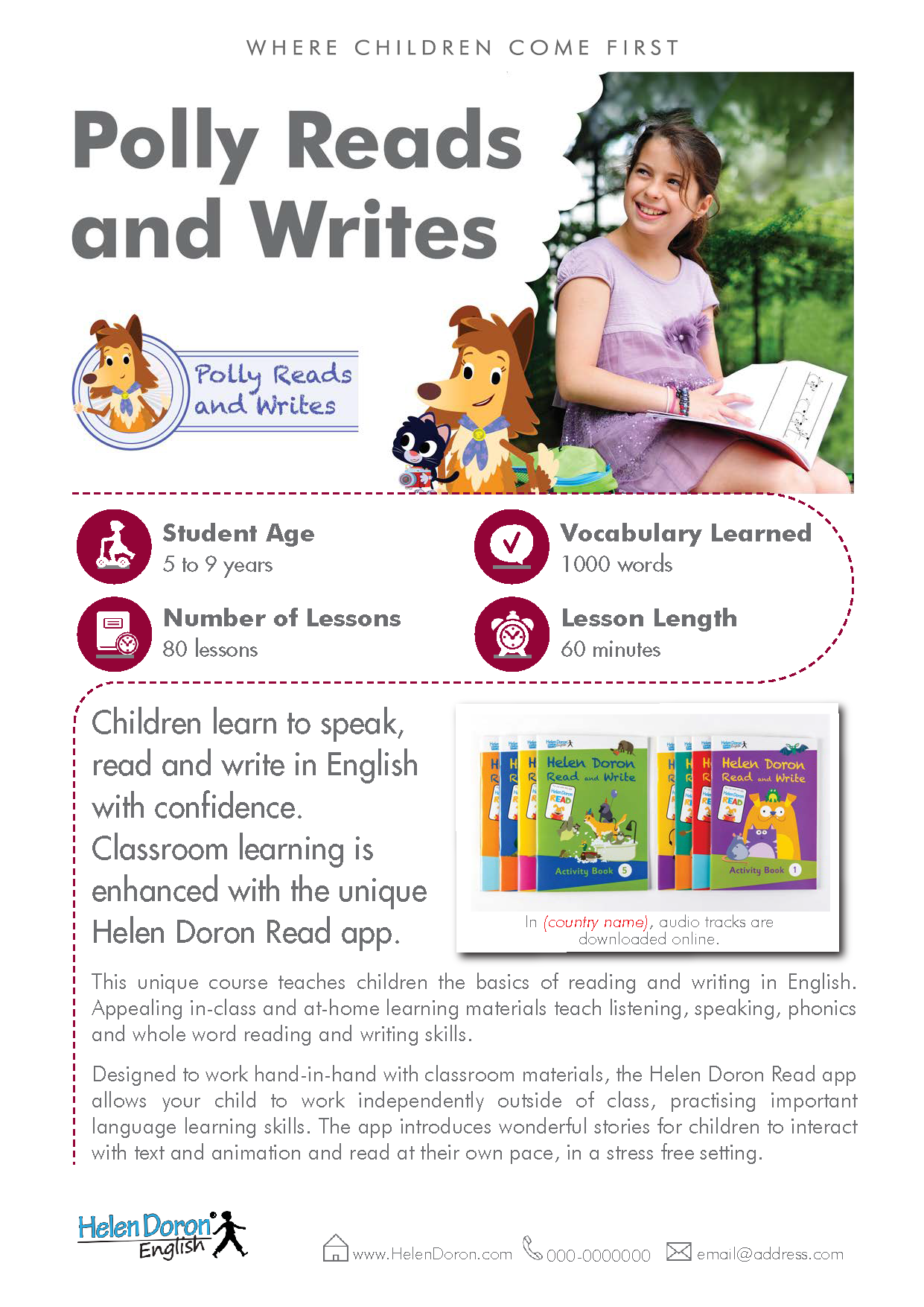 Download - Polly Reads and Writes