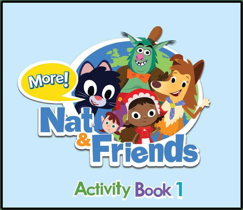 Veja aqui - More Nat and Friends